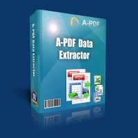 box of A-PDF Data Extractor