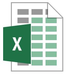 1549707841 7667 Excel Icon